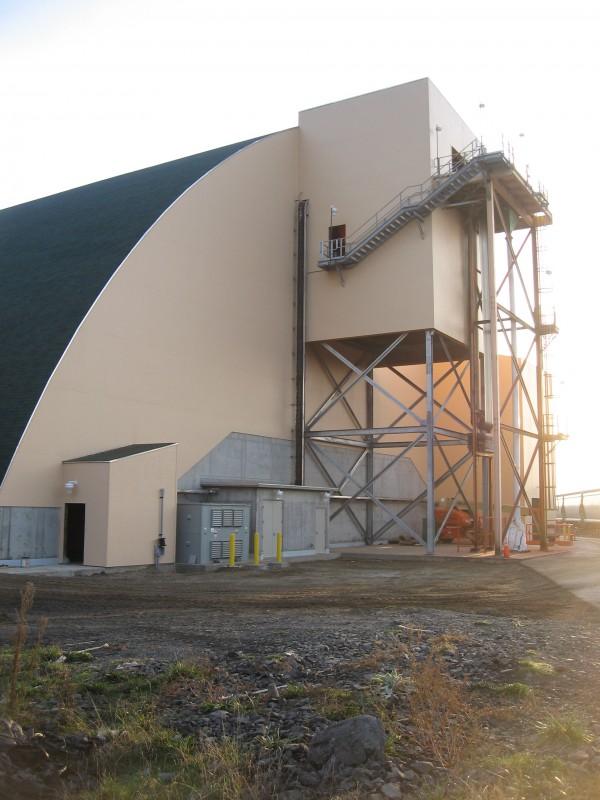 Portland Bulk Terminals: Bulk Storage Expansion